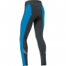 ELEMENT Thermo Tights+ - Black / Splash Blue