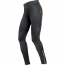 ESSENTIAL 2.0 LADY Tights - Black / Lumi Orange