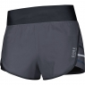 MYTHOS LADY 2in1 Shorts - Graphite Grey / Black