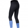 SUNLIGHT LADY Tights 7/8 - Black / Marine Blue