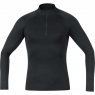 BASE LAYER Turtleneck - Black