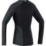 BASE LAYER WS LADY Thermo Shirt Long - Black