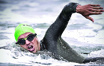 Tips for Tackling an Open Water Swim