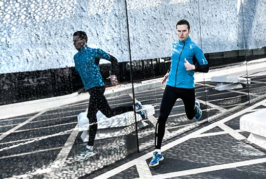The Magnitude Range From Gore Running Wear