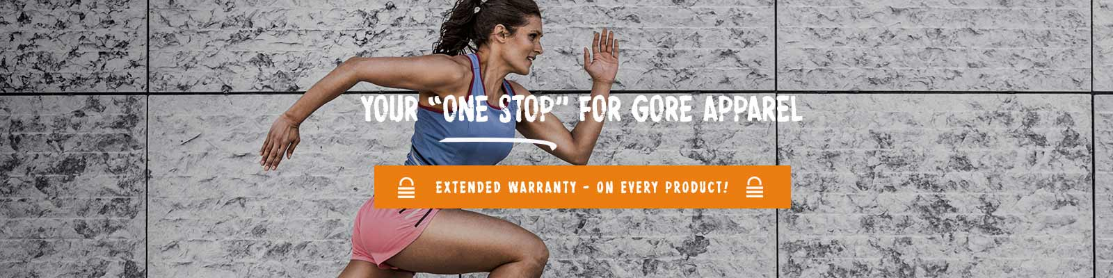 Urban clothing from Gore Running Wear is available at TG Store